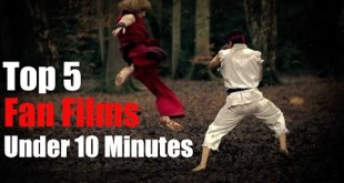 Best Video Game Fan Films Under 10 Minutes