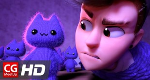 "CGI Animated Short Film: ""Knitcromancer"" by Allison Rossi, Becky Seamans, Ida Zhu | CGMeetup"
