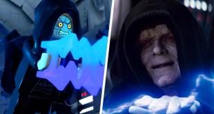 LEGO Star Wars: The Skywalker Saga - Side by Side Comparison