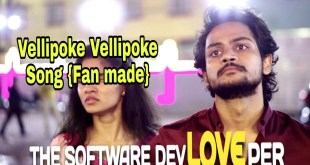 Shannu Fan made song-the software devLoveper-shannu short films-vellipoke vellipoke shannu Fans song