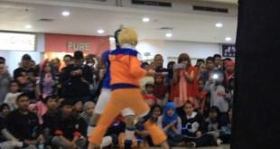 Short action movie Cosplay naruto perform team 7 at fantasy matsuri tasikmalaya