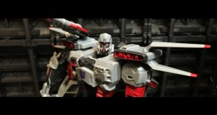 TRANSFORMERS - SUPER MEGATRON - TAKARA - MAIL EXCLUSIVE - REVIEW