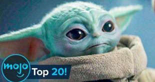 Top 20 Baby Yoda Moments