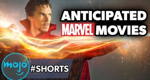 Top 5 Most Anticipated Marvel Movies #Shorts