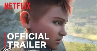 Monster Hunter Legends of the Guild Official Trailer #Netflix