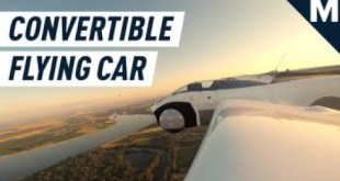 Convertible Transforms into Flying Car in 2 Minutes | Mashable