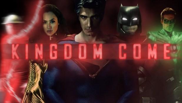 DC Comics Kingdom Come - Fan Made Movie Trailer