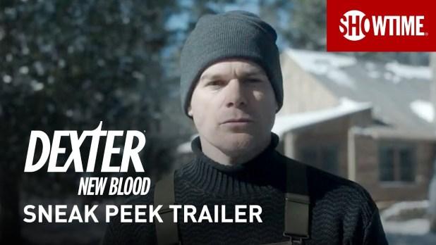 Dexter New Blood (2021) Exclusive Sneak Peek Trailer  SHOWTIME