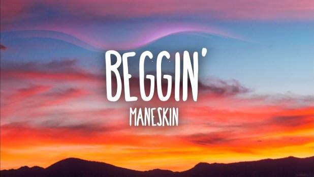 Maneskin Beggin (Lyrics/Testo) Music Video Watch now