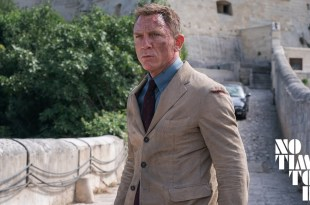 NO TIME TO DIE   Bond is Back   Only in Cinemas October