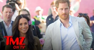 Prince Harry's Still 'His Royal Highness' on Daughter's Birth Certificate | TMZ TV