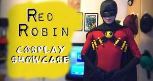 Red Robin New 52 - Cosplay Showcase