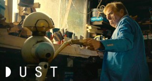 """Sci-Fi Short Film: """"This Time Away"""" (Starring Timothy Spall) 