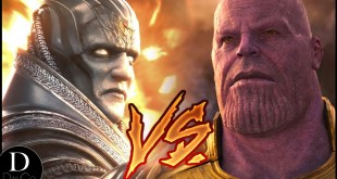 Thanos VS Apocalypse | MCU vs FOX | BATTLE ARENA |  DANCO VS | Marvel Fight