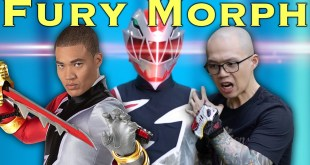The REAL Dino Fury Morph - feat. Russell Curry [FAN FILM] Power Rangers