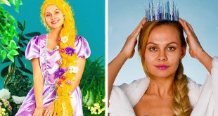 31 COSPLAY IDEAS | Costume, makeup and hairstyles like from a movie!