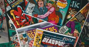 How to Make Your Own Superhero Comic Book