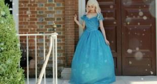 Cosplay in Public Ep3 | Real life Cinderella | Cinderella Cosplay Costume