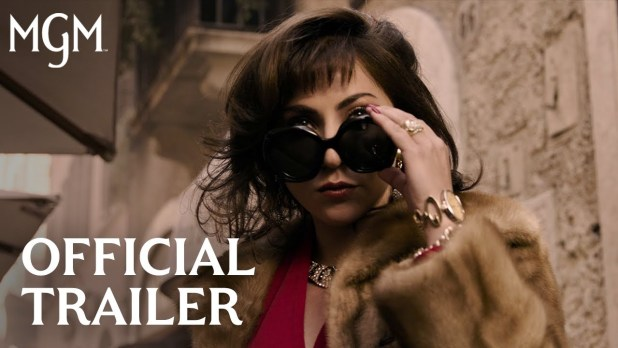 House of Gucci  Official Trailer  MGM Studios w/ Lady Gaga