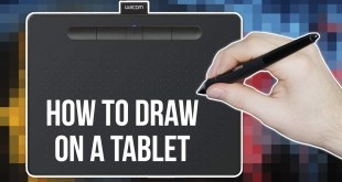 How to Draw on a Tablet - Ultimate Drawing Tablet Tutorial