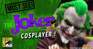 The Ultimate Joker Cosplay ** MUST SEE ** [ SDCC 2017 ]