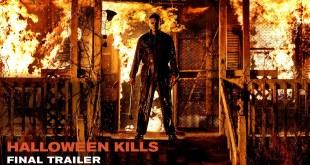 Halloween Kills - Final Trailer Starring Michael Myers