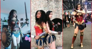 Cosplay WonderWoman - Best Tiktok Videos Compilation 2020