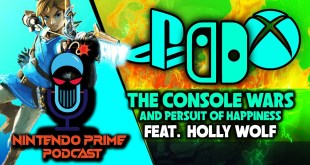 Good & Bad of Gaming Cosplay & the Folly of Console Wars | Nintendo Prime Podcast Ep. 005