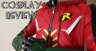 In-depth Cosplay Review - Gotham Knight's Robin from SimCosplay