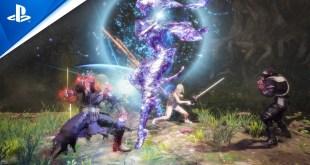 Stranger of Paradise Final Fantasy Origin - Release date trailer - PS5 PS4