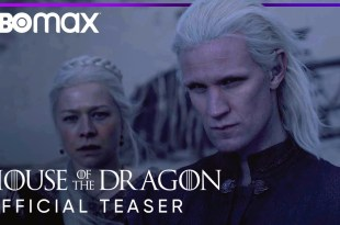 House Of The Dragon Official Teaser HBO Max Game of Thrones