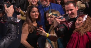 Marvel Studios Eternal's 2021 World Premiere RED Carpet Event w / Angelina Jolie & Salma Hayek HD
