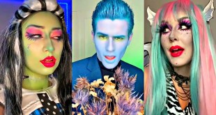 Monster High Cosplay | TikTok Halloween Makeup