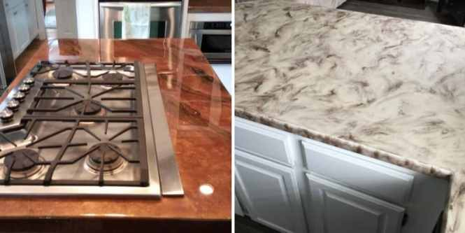 Pros And Cons Of Epoxy Countertops