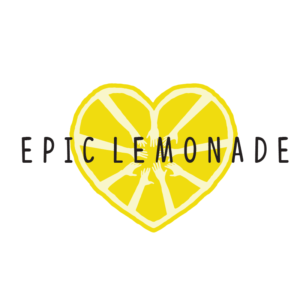 Epic Lemonade Lemon Heart