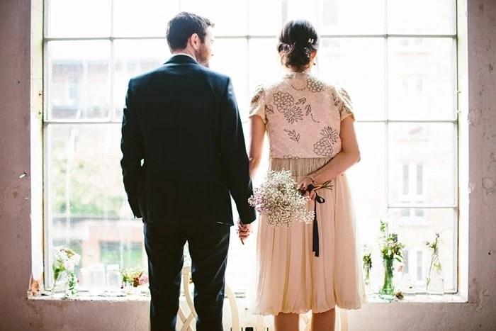 Fine art wedding photography the chocolate factory Dublin