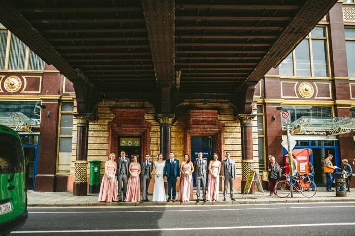 alternative wedding photographer Dublin