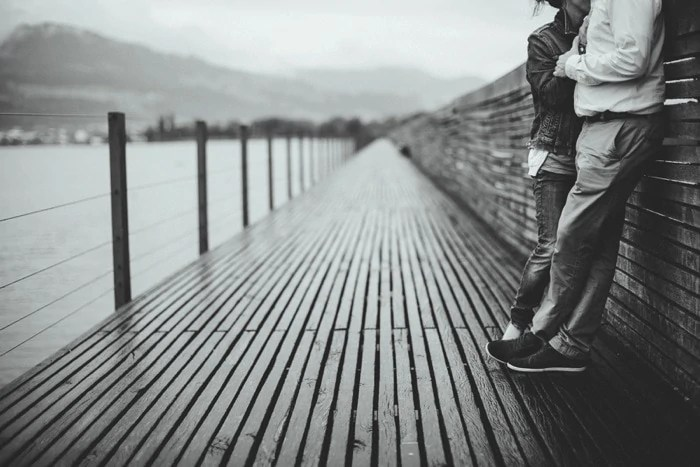 Rapperswil Switzerland Engagement Photographer