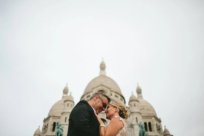 Fine art Paris wedding photography