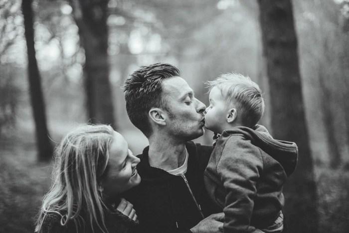 Creative family photographer Leeds
