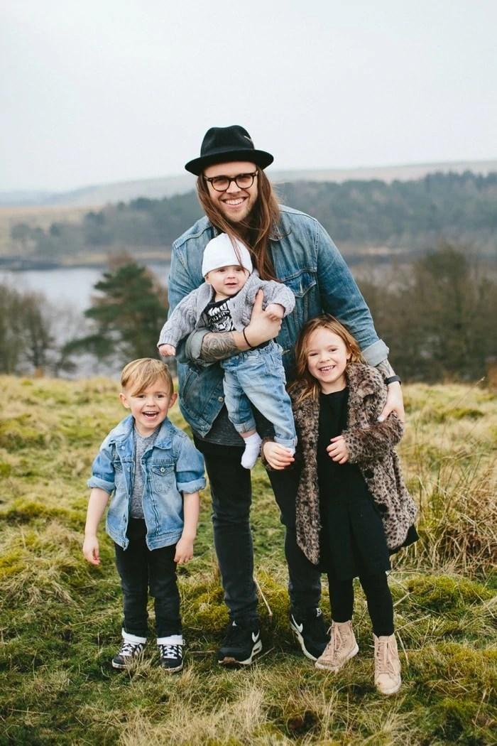 Creative family portrait photography Belfast Northern Ireland_0014