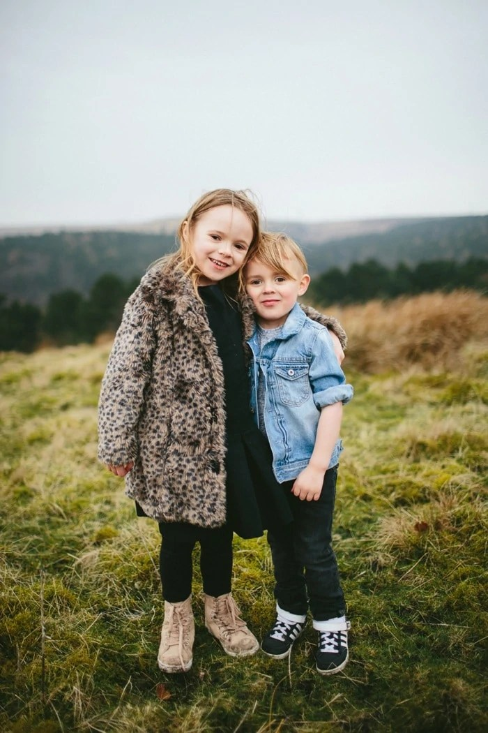 Leeds family portrait photography
