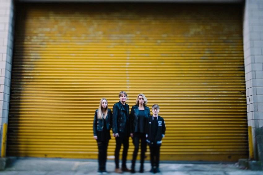 Steve & Charlotte Gambill Family Photoshoot Leeds