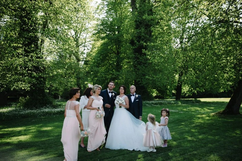Castle Leslie Wedding Photographer Ireland Glaslough_0084