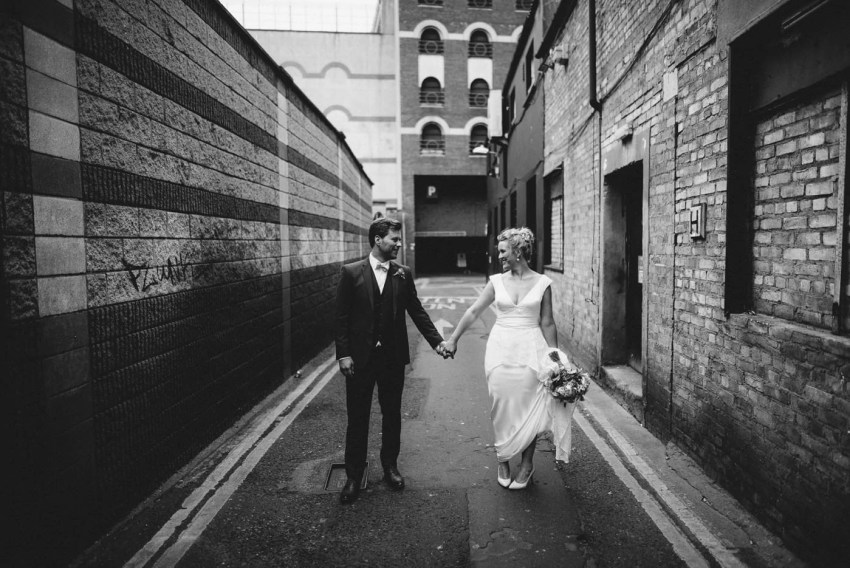 Fallon & Byrne wedding photographer Dublin