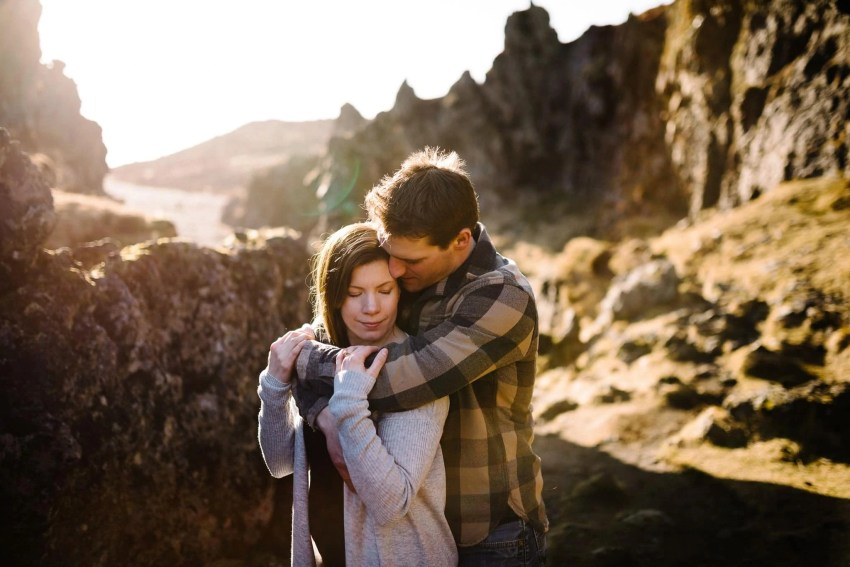 Iceland engagement photographer