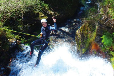 Canyoning Begginers