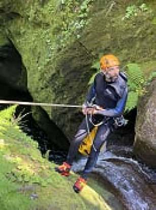 Canyoning Madeira Island 25 fountains Rabacal