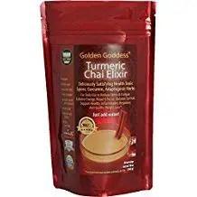 Golden Goddess Turmeric Chai Elixir