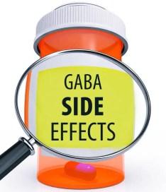 gaba side effects
